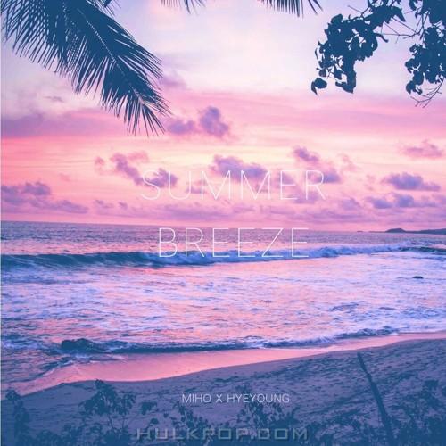 MIHØ, HYEYOUNG – SUMMER BREEZE – Single