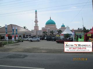 Jual ANTENA TV WAJANBOLIC  Maribaya Tegal