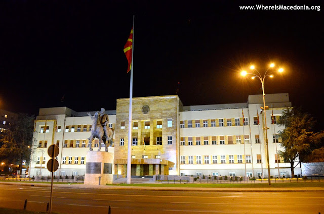 Assembly of the Republic of Macedonia