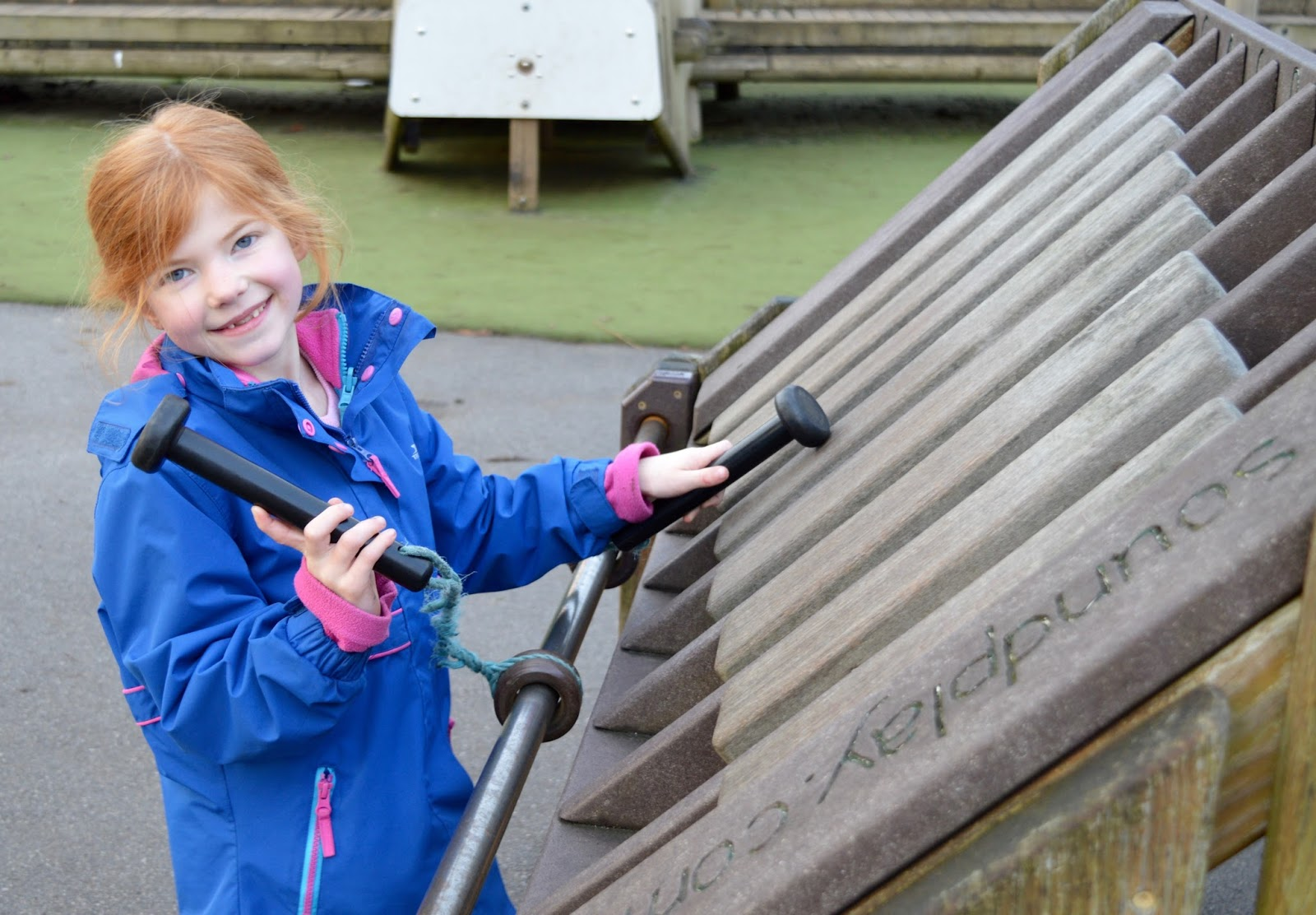What to do in Valley Gardens, Harrogate | Play area, Pitch & Putt, events & more - musical instrument in park