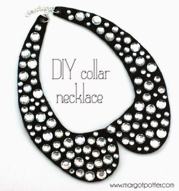 iLoveToCreate Blog: 16 Eye-catching Necklace DIYs