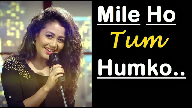 Mile Ho Tum Humko Piano Notes in English (CDF Notations