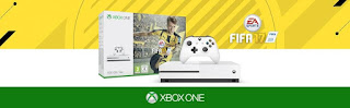 LIMITED : Xbox One S FIFA 17 Bundle (500GB), Best xbox console to date, £219.99