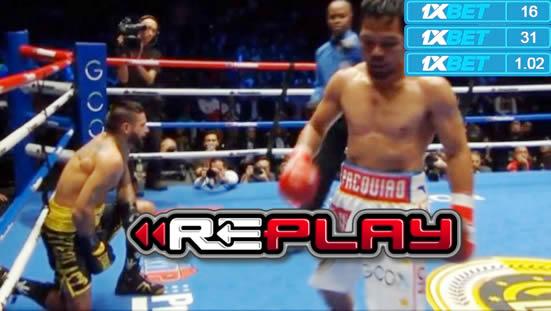 Video Playlist: Pacquiao vs Matthysse FULL FIGHT Replay