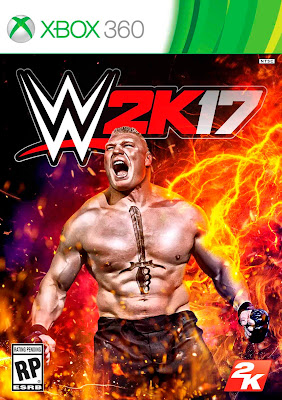 WWE 2K17 (LT 3.0 Region Free) Xbox 360 Torrent