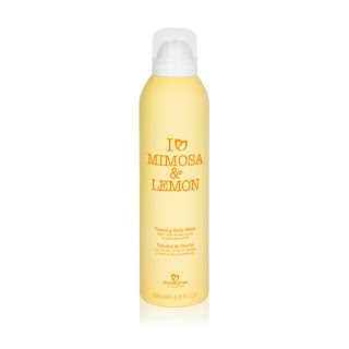 blog lifestyle lucileinwonderland lucile in wonderland favoris du moment foaming soap savon equivalenza mimosa citron