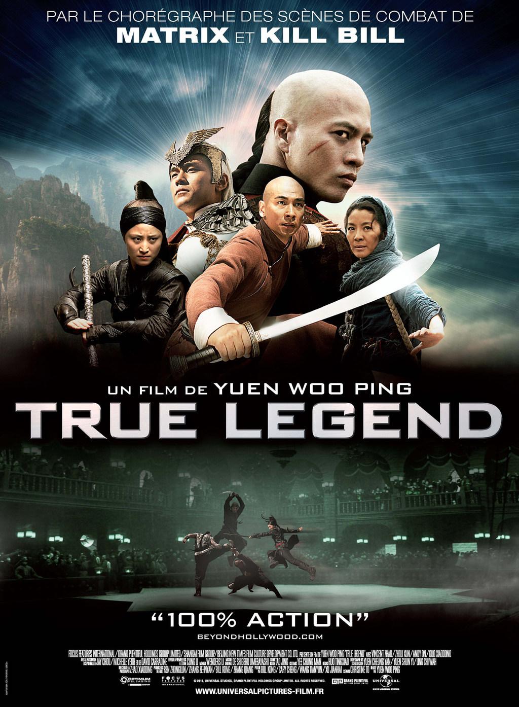 True Legend ยาจกซู ตำนานหมัดเมา [HD][พากย์ไทย]