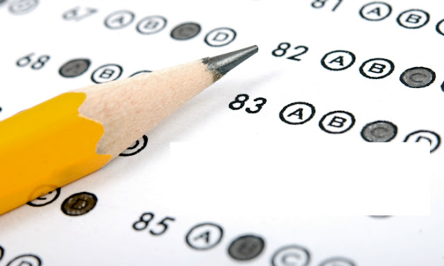 How to stress less about academic tests