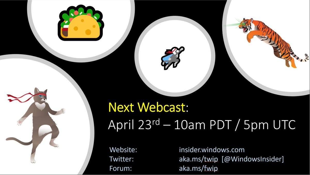 WindowsInsider-Webcast-19H1-Mixer
