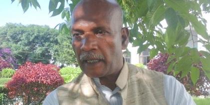 Madheshi leader picture Mahendra Rai yadav
