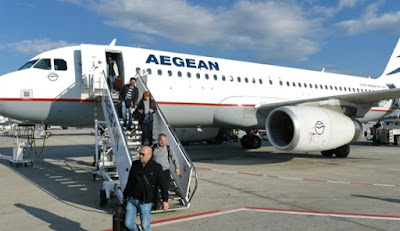 Aegean: Δεν ακυρώνονται πτήσεις προς Ιταλία λόγω κοροναϊού