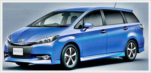 2016 Toyota Wish Facelift Review