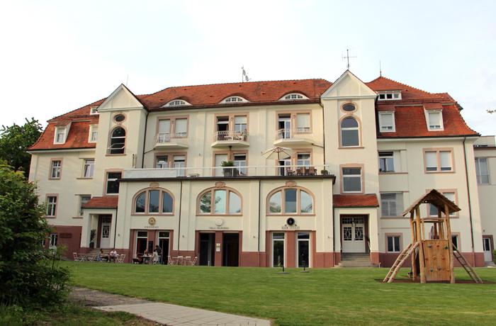 Amandas Villa Erlenbad