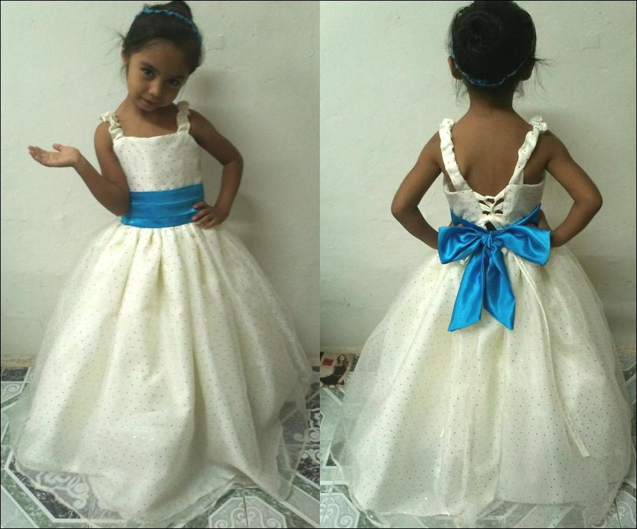 Vestidos Para Niñas Graduación Kinder Imagui