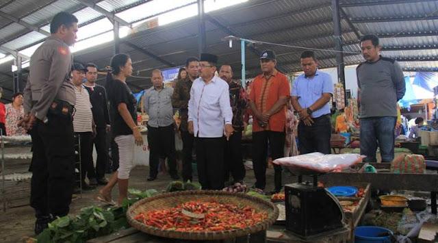 Pemkot Palopo Gratiskan Retribusi Khusus Pedagang Sayur