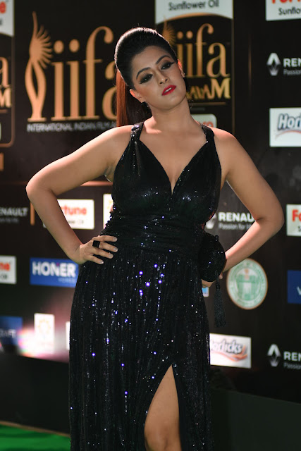 Varalakshmi Sarathkumar Hot Stills at IIFA Awards 2017 Day 2