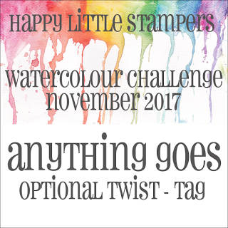 +++HLS November Watercolour Challenge - TAG до 30/11