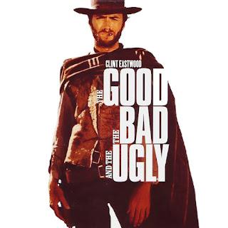 Imagen de Clint Eastwood en la película de: El bueno, el feo y el malo