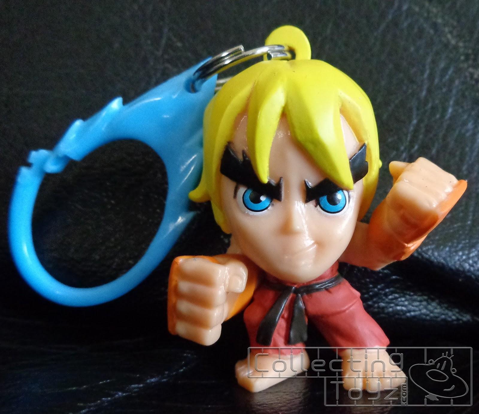 Street Fighter Capcom Backpack Hangers Ken