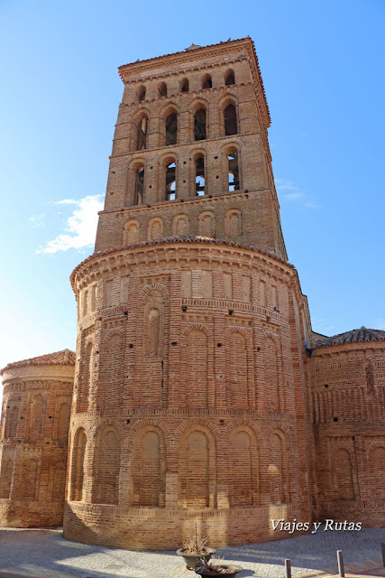 Torre de la Iglesia de San Lorenzo de Sahagún de Campos