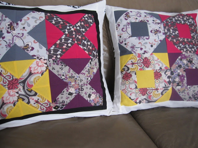 X O Pillow Covers