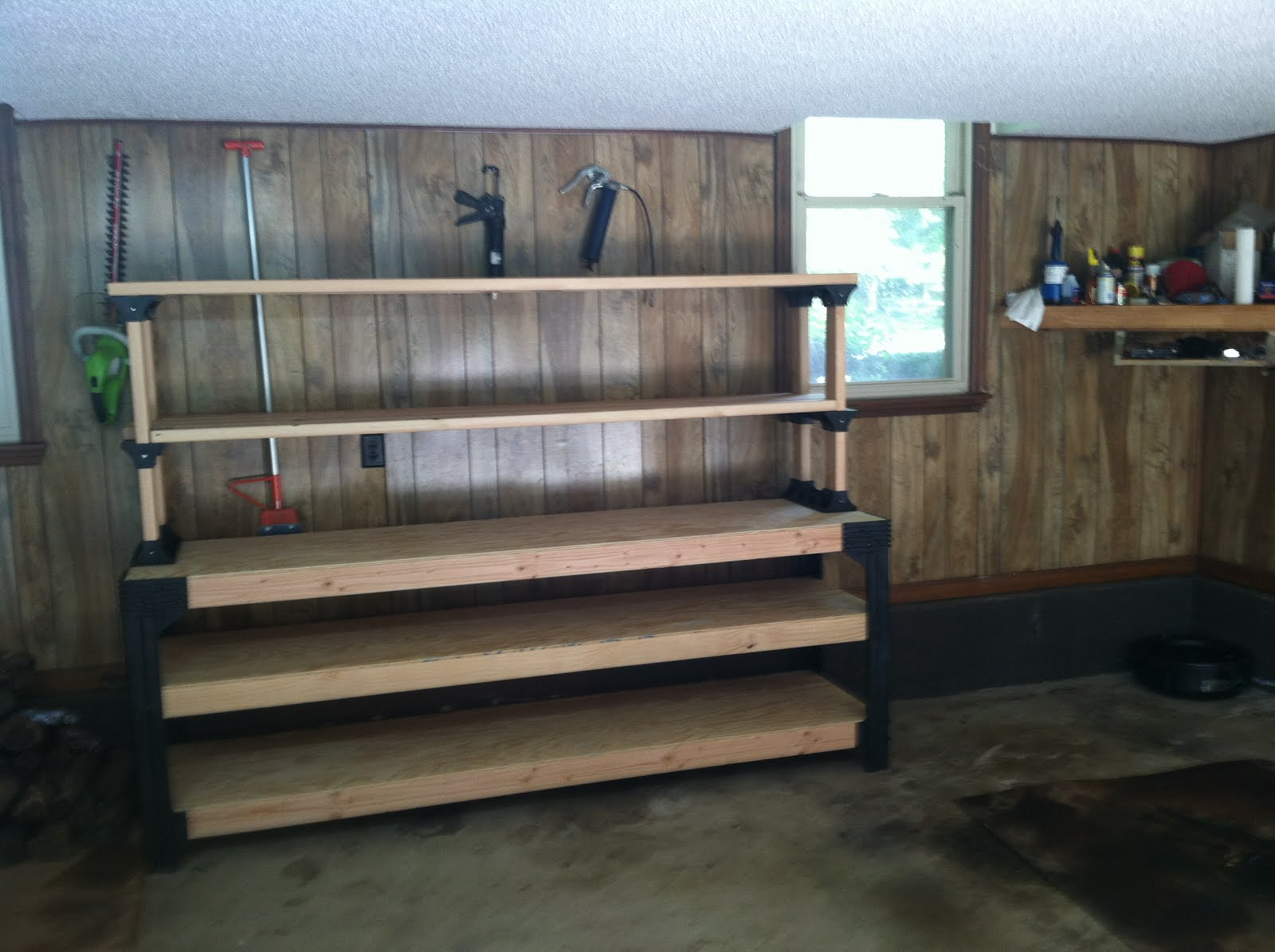 "8"" Super Heavy Duty WorkBench"