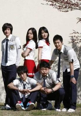 Drama Korea Bertema Sekolah (Genre School)