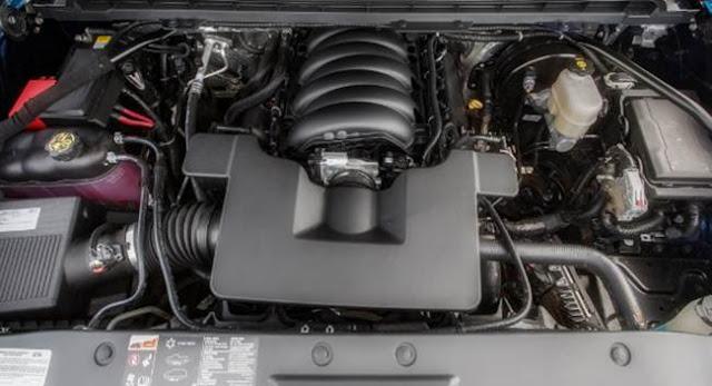 2019 Chevy Silverado 1500 Diesel Specs