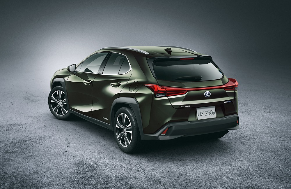 All-new Lexus UX launched in Japan
