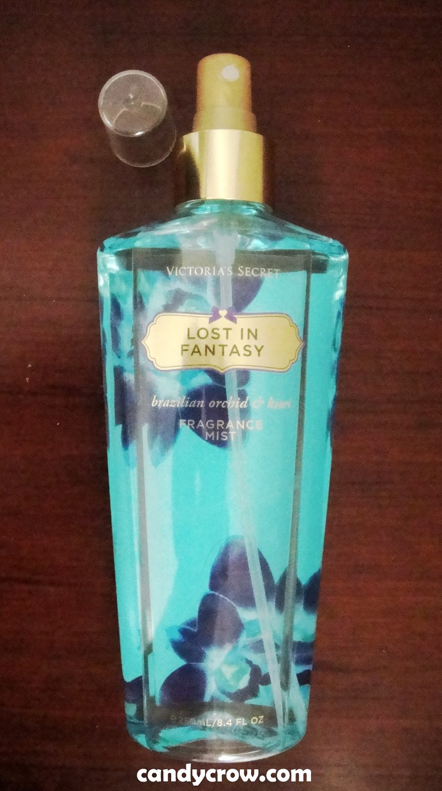 Victoria's Secret Lost In Fantasy Body Mist Review
