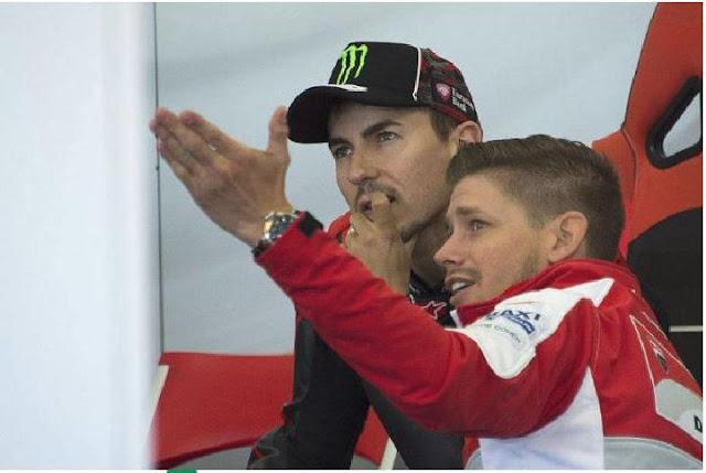 MotoGP: Casey Stoner Kembali di Percayakan Jadi Pembalap Uji Tim Ducati