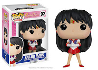 Funko Pop! Sailor mars