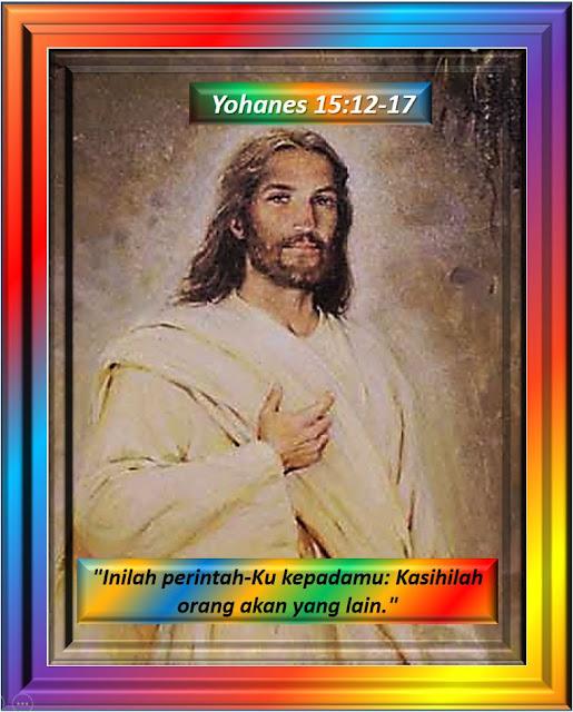 YOHANES  15:12-17