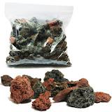 Volcanic Rock for aquarium bio filtration
