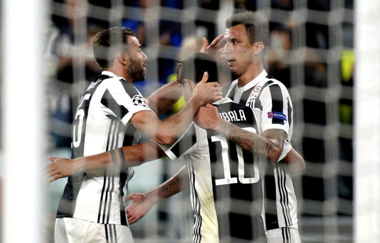 "Barzagli: ""Nikada nismo bili zaista zabrinuti zbog Higuaina"""