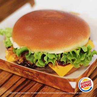 burger king menü ve kampanyalar