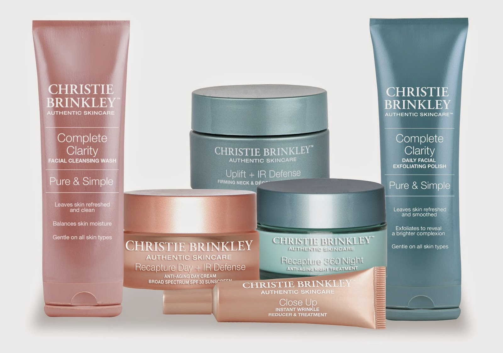 Heck Of A Bunch: Christie Brinkley Authentic Skincare on HSN