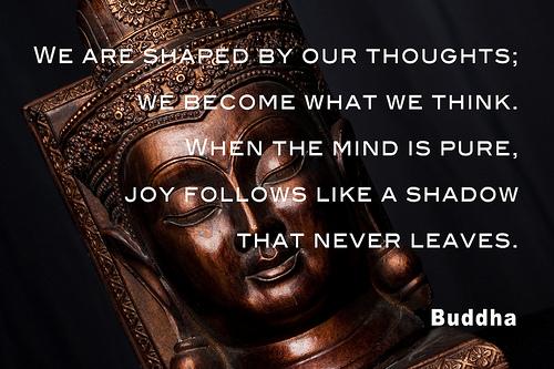 Awakening The Buddha Within Quotes: Wisdom Quarterly: American Buddhist Journal: Wise Quotes
