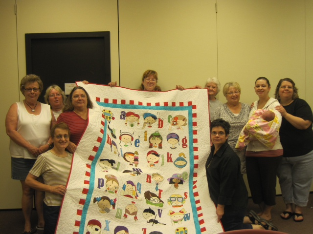Amy Bradley Designs Quilters Care