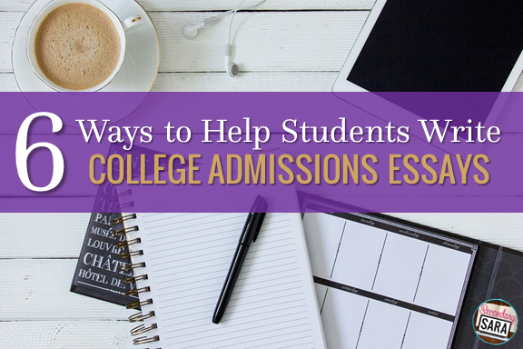 """help on writing a college essay The college essay is who counsels students on essay writing and goes by """"the college essay guy officers do expect kids to get some help with their essay."""