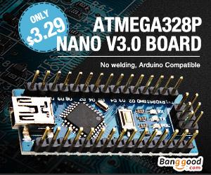 ATmega328P Nano V3!