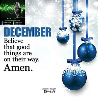 Happy New Month From All Of Us @ Naijagosple Music Ministry {N.M.M}