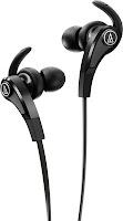 Audio Technica ATH-CKX9 BK In-Ear Headphones
