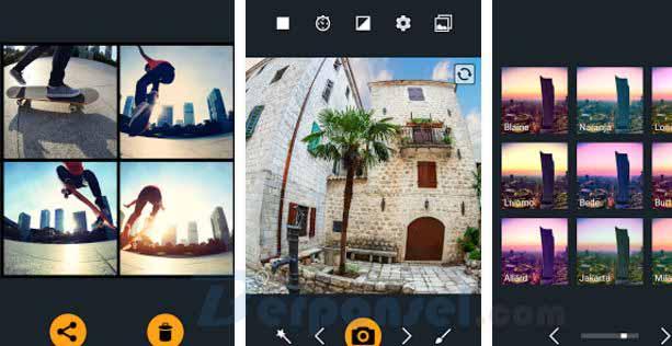 Aplikasi Kamera Android Mirip Seperti GoPro