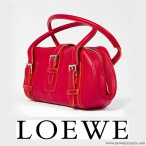 Queen Letizia style LOEWE Bag
