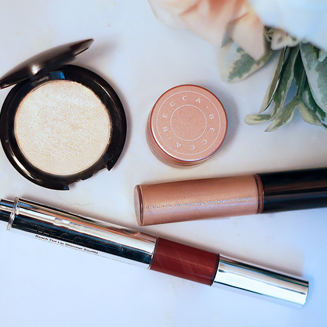 Review: BECCA Radiant Glow Collection