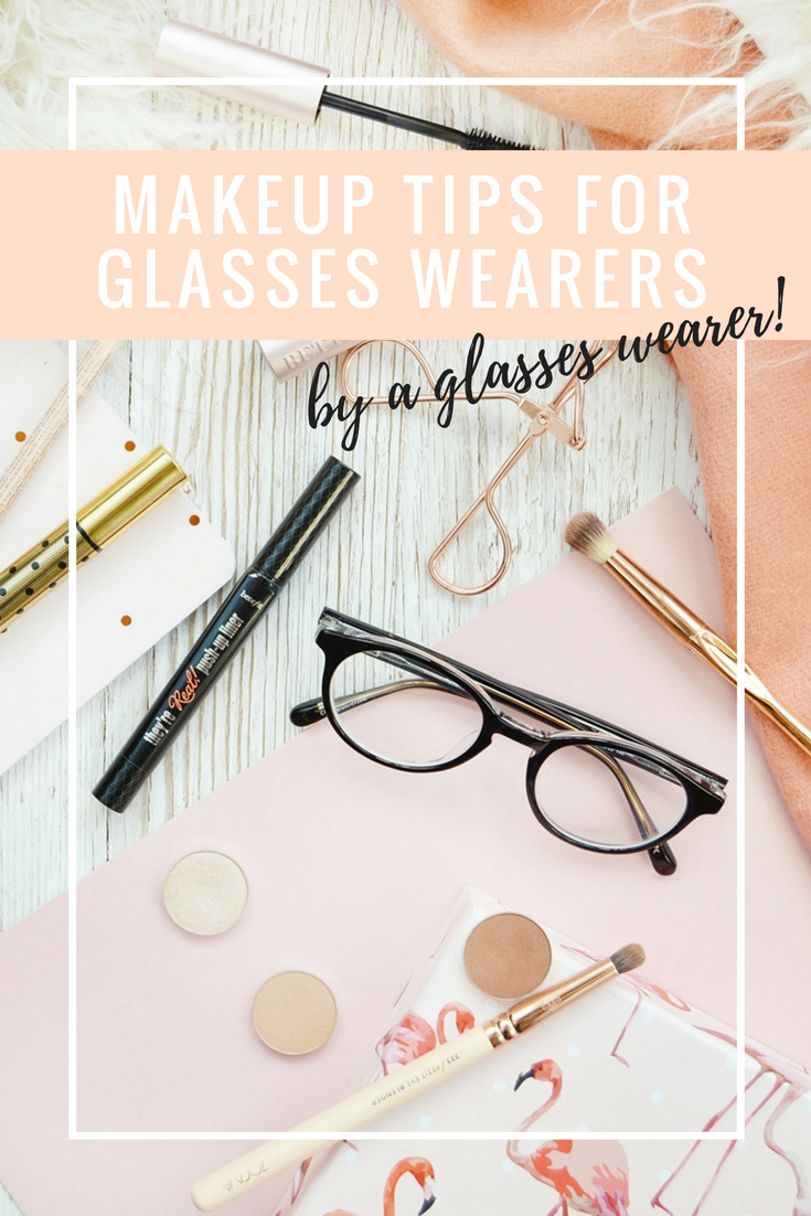 Makeup Tips for Glasses