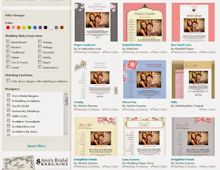 結婚網頁設計