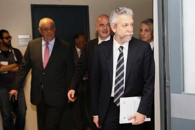 Στην UEFA ο Κοντονής!
