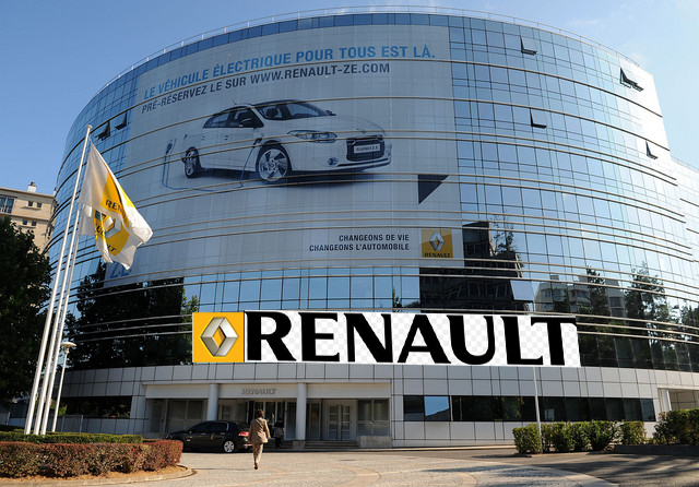 Renault Company Gallery
